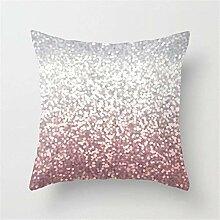 Dress rei Blush ADN Silver Glitter Ombre Cushion