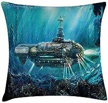 Dress rei Fantasy Throw Pillow Cushion Cover,