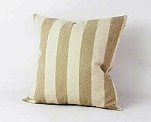 Dress rei Stripe 18 x 18-Inch Large Throw Pillow
