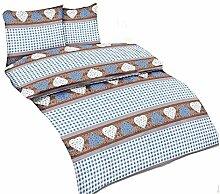 Bettwäsche übergröße 200x220 Bis Zu 70 Sparen Lionshome