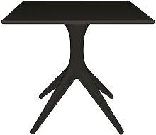 Driade App Tisch anthrazitschwarz