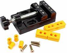 Drill 1set Verstellbare Mini Jaw Bank Clamp