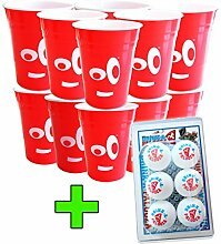 DRINK-A-PALOOZA Beer Pong Party Pack: 12