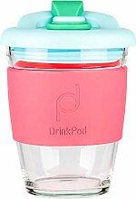 DrinkPod wiederverwendbarer BPA-frei 340 ml 12 oz