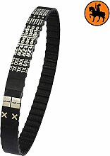 Drive Belt For BLACK & DECKER KA83-254x9,5mm