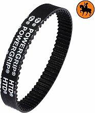 Drive Belt For MILWAUKEE HBS65-204x10mm