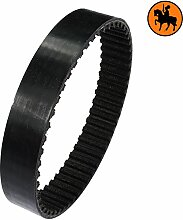 Drive Belt For MILWAUKEE PR2,5-102 - 265x15mm