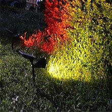 DRKU2TAK Solar Wandleuchte Licht im Freien