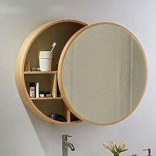 Drücken ziehen Runde living Badezimmer