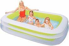 DRULINE Intex Family-Swimming-Pool Schwimmbecken