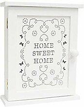 DRULINE Schlüsselkasten Home Sweet Home