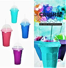 DRULINE Slushy Ice Maker Magic Freez | Slush Ice