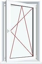 Drutex Kunststofffenster weiß Dreh Kipp