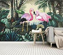 Dschungel Tropische Pflanzen 3D Tapeten