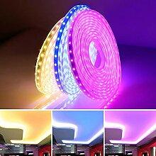 DSFJK LED-Streifen Licht Wasserdicht 220V