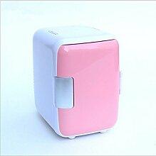 DSHBB Auto Kühlschrank Mini, Kühler und Wärmer,
