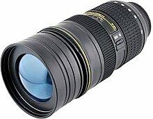 DSLRKIT Nikon 24-70 mm f/2.8 g Objektiv Tasse,