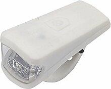 Dsstyle USB aufladbar Silikon Fahrradlampe LED