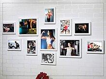 DSYLD 11 Stück Bilderrahmen hängenden Collage