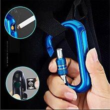 DSZZ Health Lock Schnalle Lighter Portable