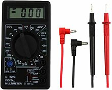 dt-830b Mini Typ Multifunktionelles Handheld Digital Multimeter Gelb schwarz