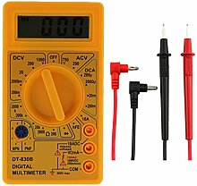 dt-830b Mini Typ Multifunktionelles Handheld Digital Multimeter Gelb gelb