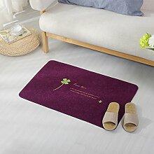 DT-carpet Fußmatten Fußmatten Haustür
