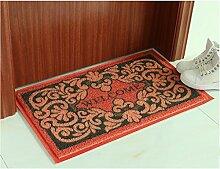 DT-carpet Fußmatten Fußmatten Verschleißfeste