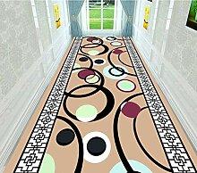 DT Läufer Teppich Flur Läuferteppich für Flure