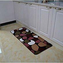 DTCFH 50 * 120 cm Bibulous Rutschfester Teppich