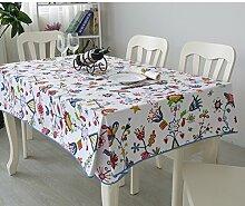 DTGERNJGFD Tischdecken/Tuch/Moderne