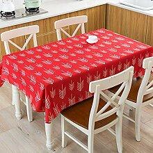 Dthlay Tischdecke Gartentisch Einfache Stil