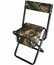 DTTN Folding Camping Stühle, Picknick-Grill