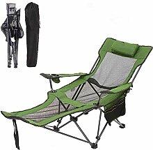 DTTN Tragbare Folding Camping Stuhl mit
