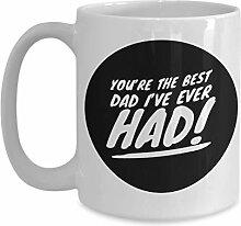 Du bist der beste Vater, den ich je hatte