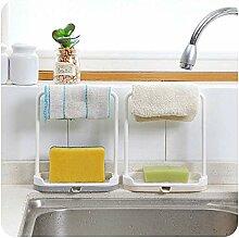 Dual-Purpose Plastic Light Küchenhandtuchhalter