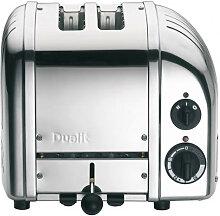Dualit - 2 Slot Toaster 'NewGen' Edelstahl