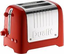 Dualit 26221 2 Scheiben Lite Toaster gloss, ro