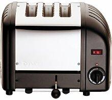 Dualit 30089 Vario Toaster 3 Scheiben, schwarz