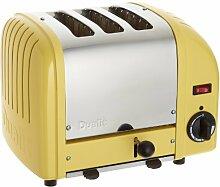 Dualit 30090 Vario Toaster 3 Scheiben, canary gelb
