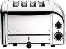 Dualit - 4 Slot Toaster 'NewGen' Edelstahl