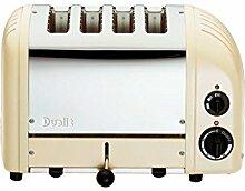 Dualit 42189 Vario Combi Toaster 2+2 Scheiben,