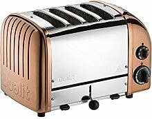 Dualit 47390 Classic New Gen Vario 4 Toaster,