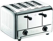 Dualit 49910 Catering Pop-up Toaster / Chrom /