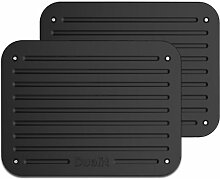 Dualit Architect Toaster-Platten schwarz