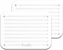 Dualit Architect Toaster-Verkleidung, Weiß