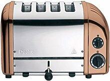Dualit Classic NewGen Vario 4 Toaster, kupfer