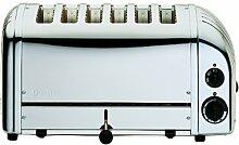 DUALIT Vario Toaster - 6 Scheiben Toaster polier