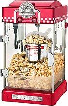 DUANJY Party Popcorn Maschine Edelstahl