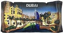 Dubai 3D Kühlschrankmagnet Touristische Souvenirs